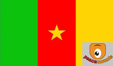 Cameroun Example of Peacemounts