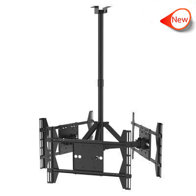 PRT63 For Large Multi-Directional 3pcs TV Ceiling Mount