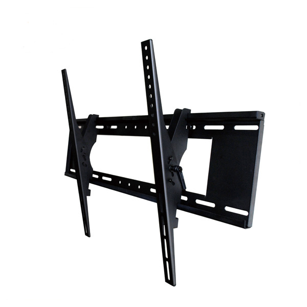 DT63 Low profile led lcd tilt up and down with bubble level TV wall bracket