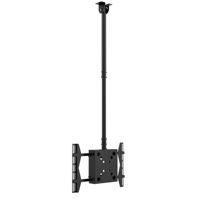 P63-B Universal fit for 32 to 52 inch double side television hanging bracket with spliter box