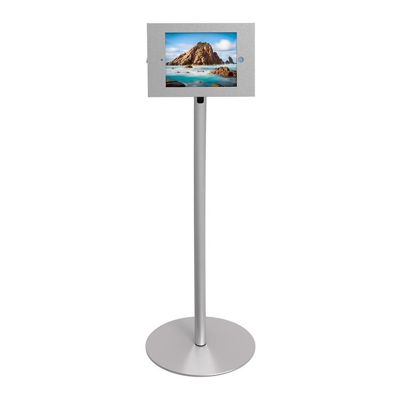 IPA-C High Quality Adjustable Flexible Curved Floor Tablet Stand