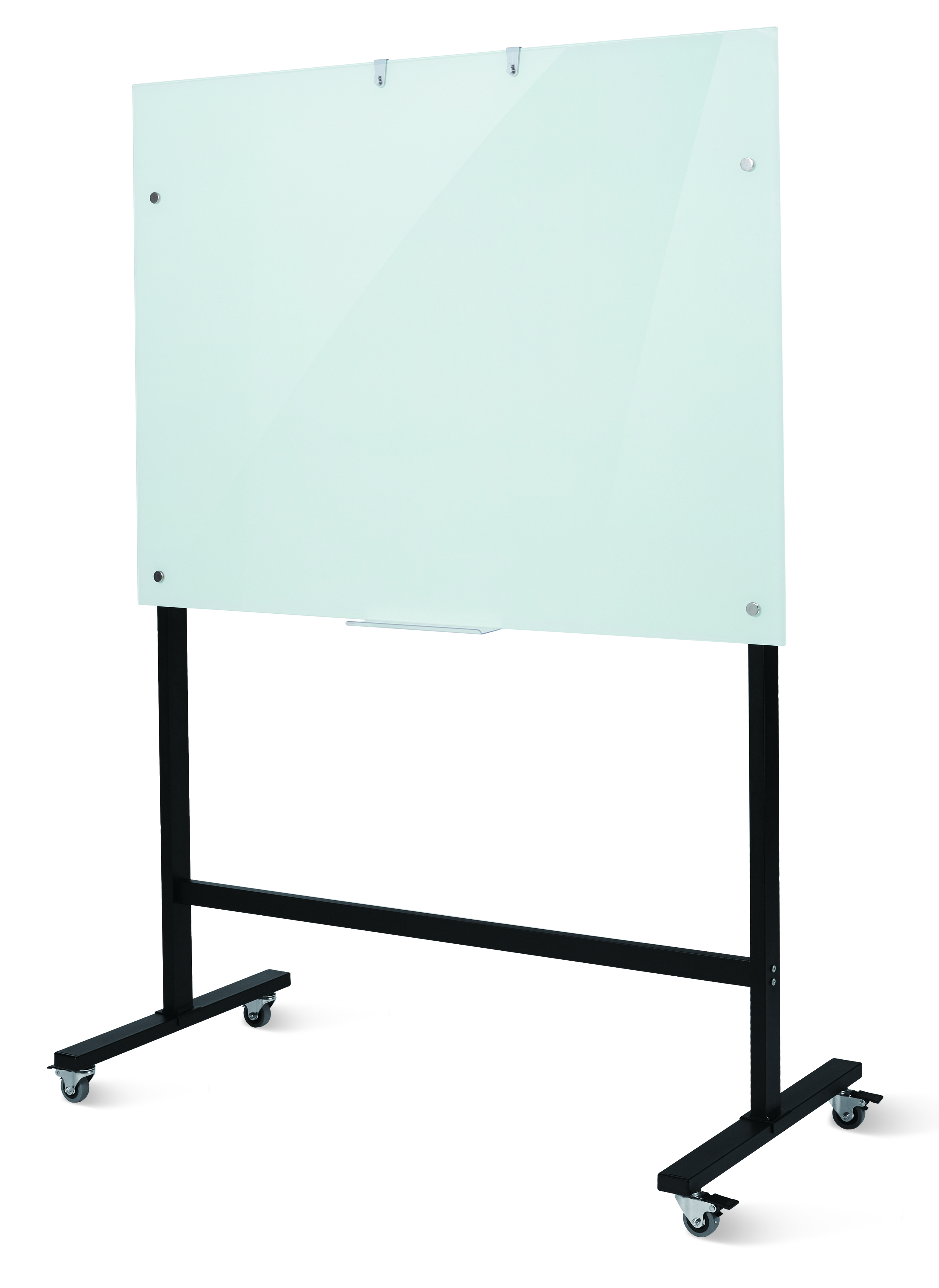 503 removable single-sided tempered glass whiteboard
