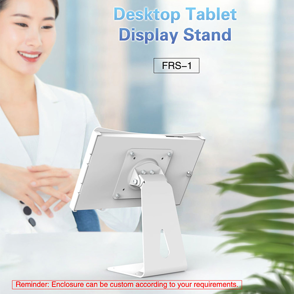 FRS-1 Desktop tablet display stand